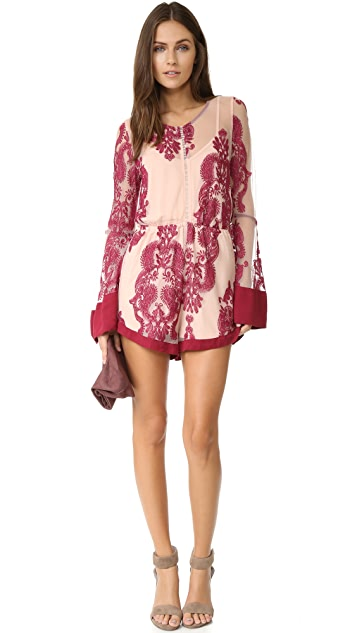 MINKPINK The Sweetest Sound Romper