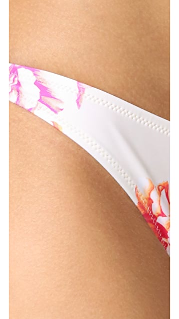MINKPINK Holiday Fling Cheeky Bikini Bottoms