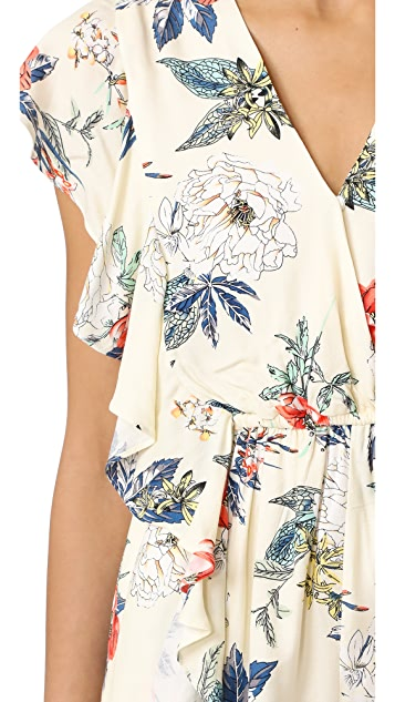 MINKPINK Garden Party Romper