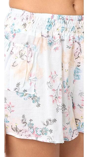 MINKPINK Secret Garden Shorts