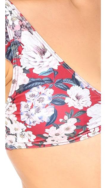 MINKPINK Marlena Floral Top