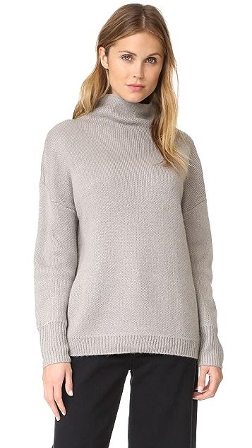 MINKPINK Florentine Funnel Sweater