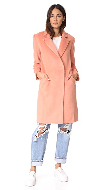 MINKPINK Fearless Coat