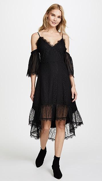 MINKPINK Dark Romance Dress