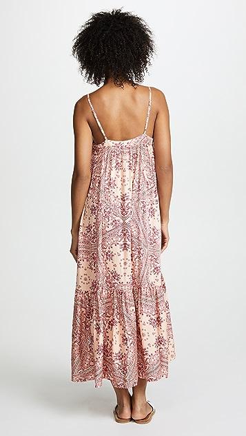 MINKPINK Zara Drop Waist Dress
