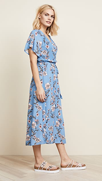 MINKPINK Somerset Midi Dress