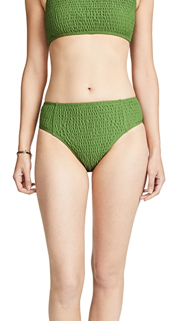 MINKPINK Lush High Waist Swim Bottoms