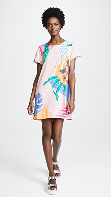 MINKPINK Idea of Happiness Tee Dress
