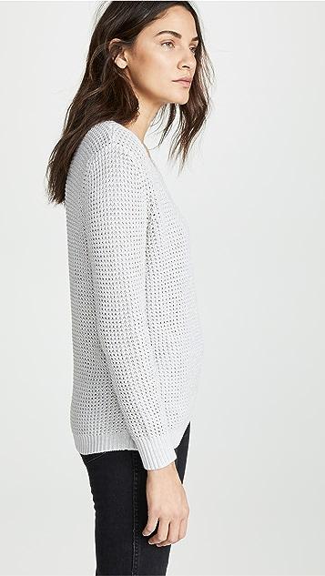 MINKPINK Victoria Crossover Sweater