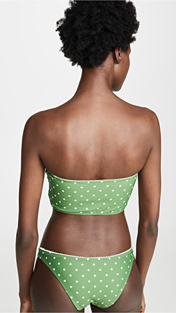 MINKPINK Agave Bikini Top