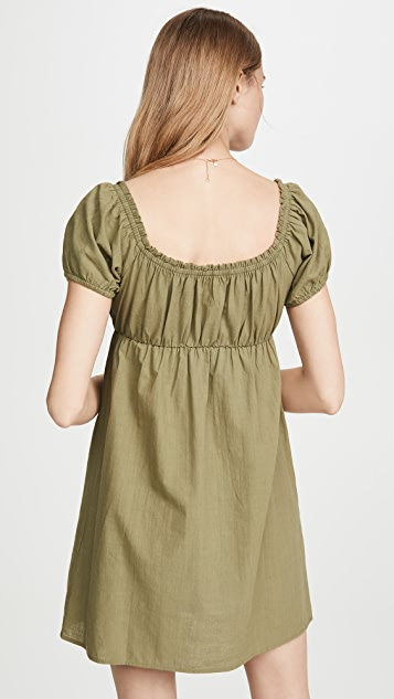 MINKPINK Puff Mini Dress