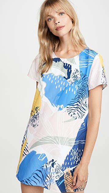 MINKPINK Tiger Tee Dress