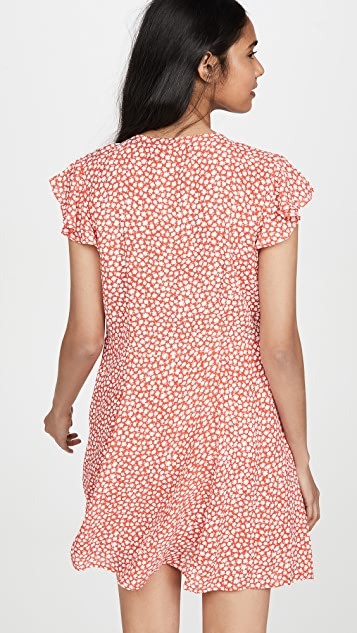 MINKPINK Мини-платье Tiny Bloom