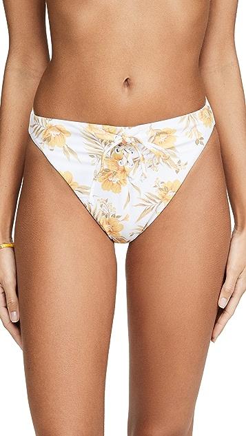 MINKPINK Arcadia 高腰比基尼泳裤