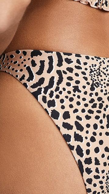 MINKPINK Sahara High Bikini Bottoms