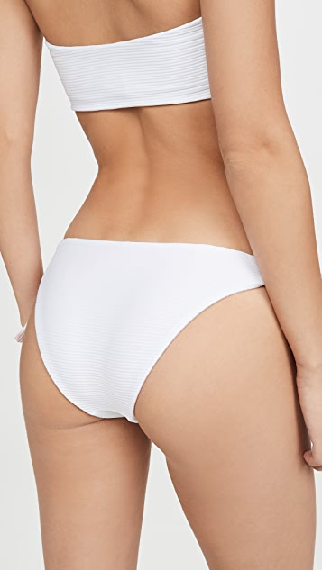 MINKPINK Sorbet Tie Reversible Bikini Bottoms