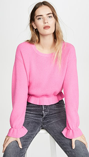 MINKPINK Nora Crop Sweater