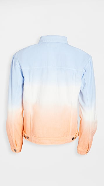 MINKPINK Fade Away Jacket