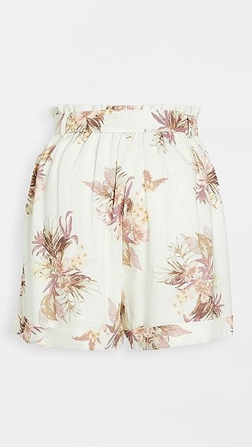 MINKPINK Tropic Dreaming Shorts