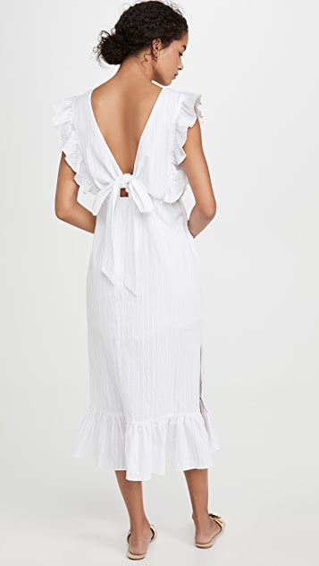 MINKPINK Giselle Reversible Midi Dress