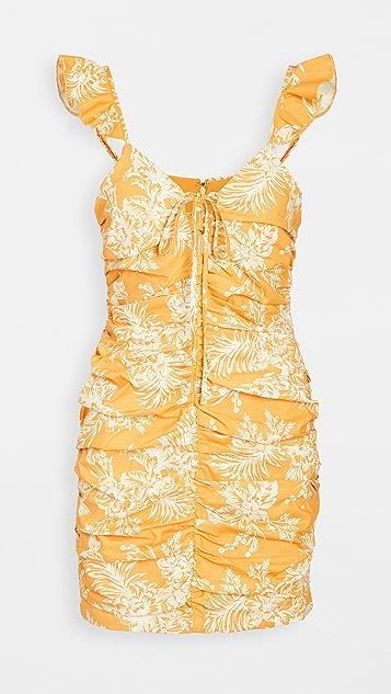 MINKPINK Sunset Dreams Mini Dress
