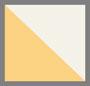 Marigold/Off White