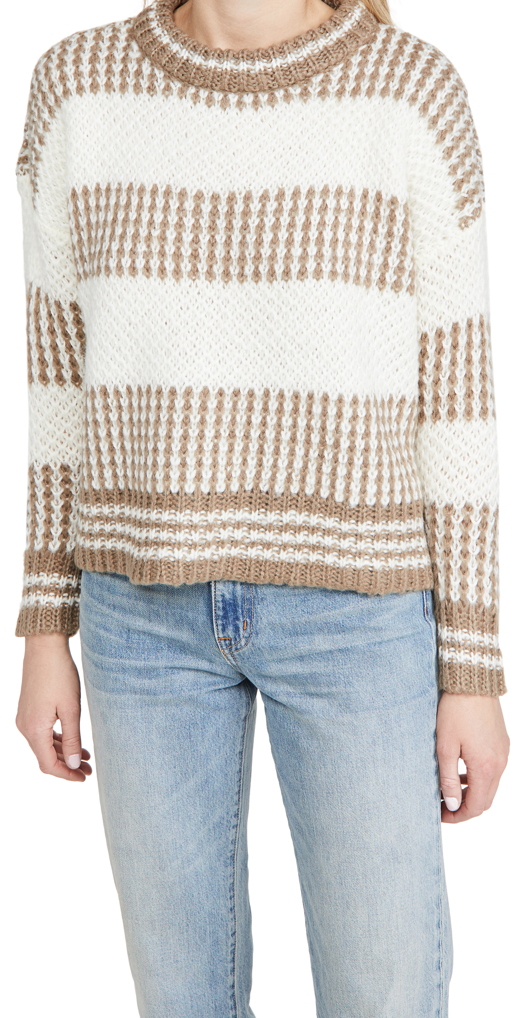MINKPINK Highlands Knit Sweater