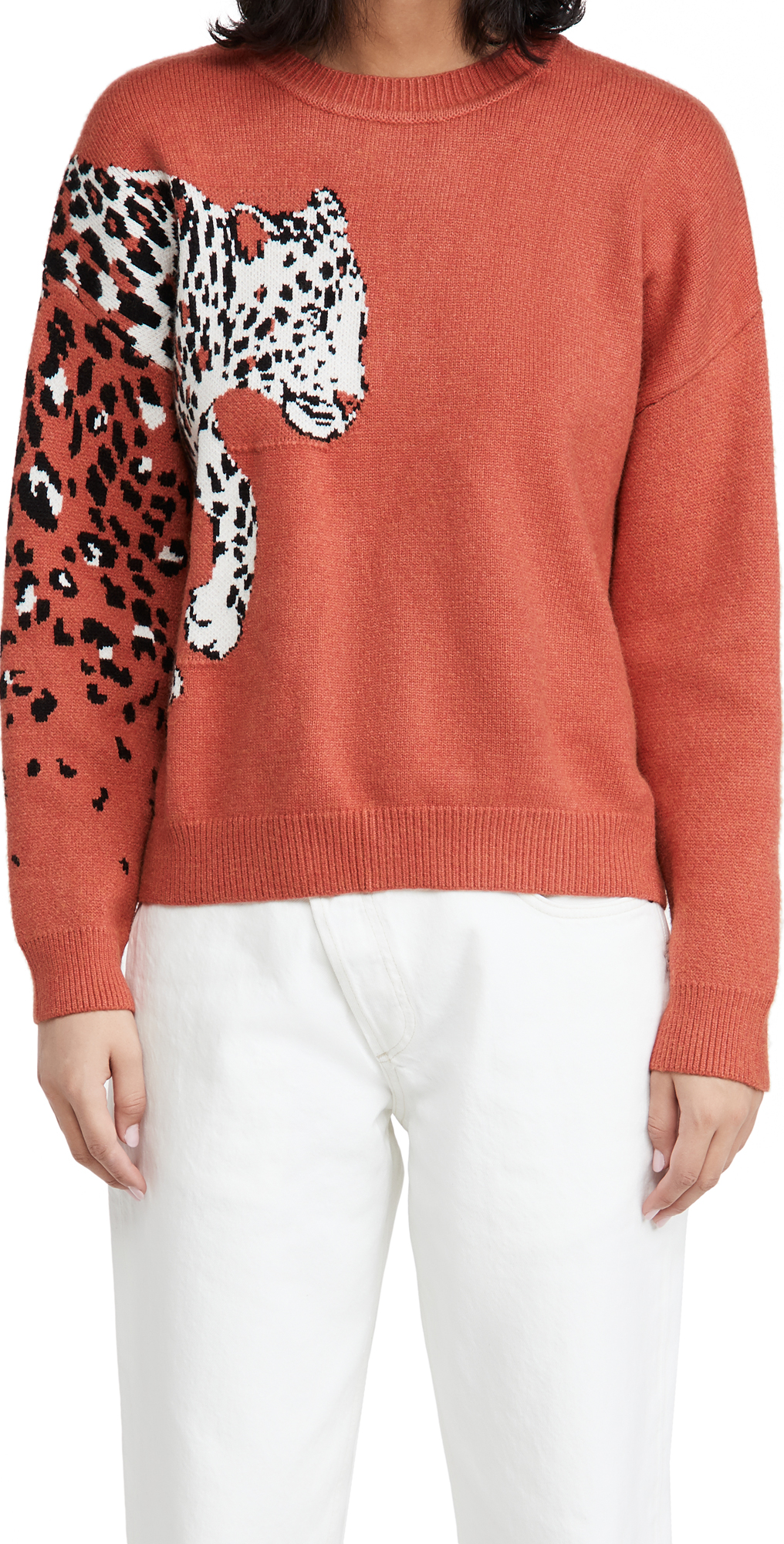 MINKPINK Feline Knit Sweater