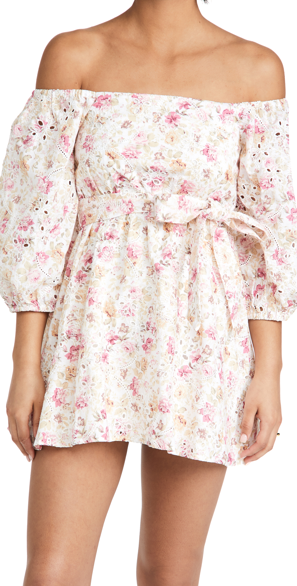 MINKPINK Cecile Mini Dress