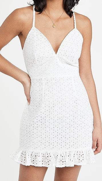 MINKPINK Juliana Anglaise Dress
