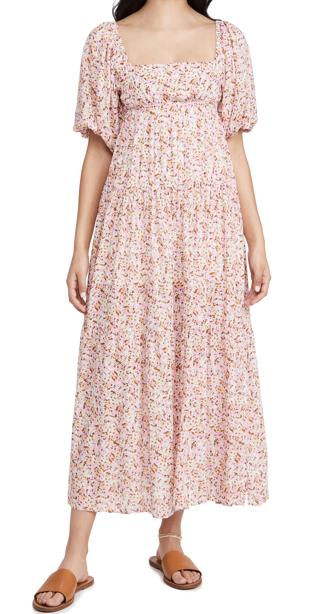 MINKPINK Delphine Midi Dress