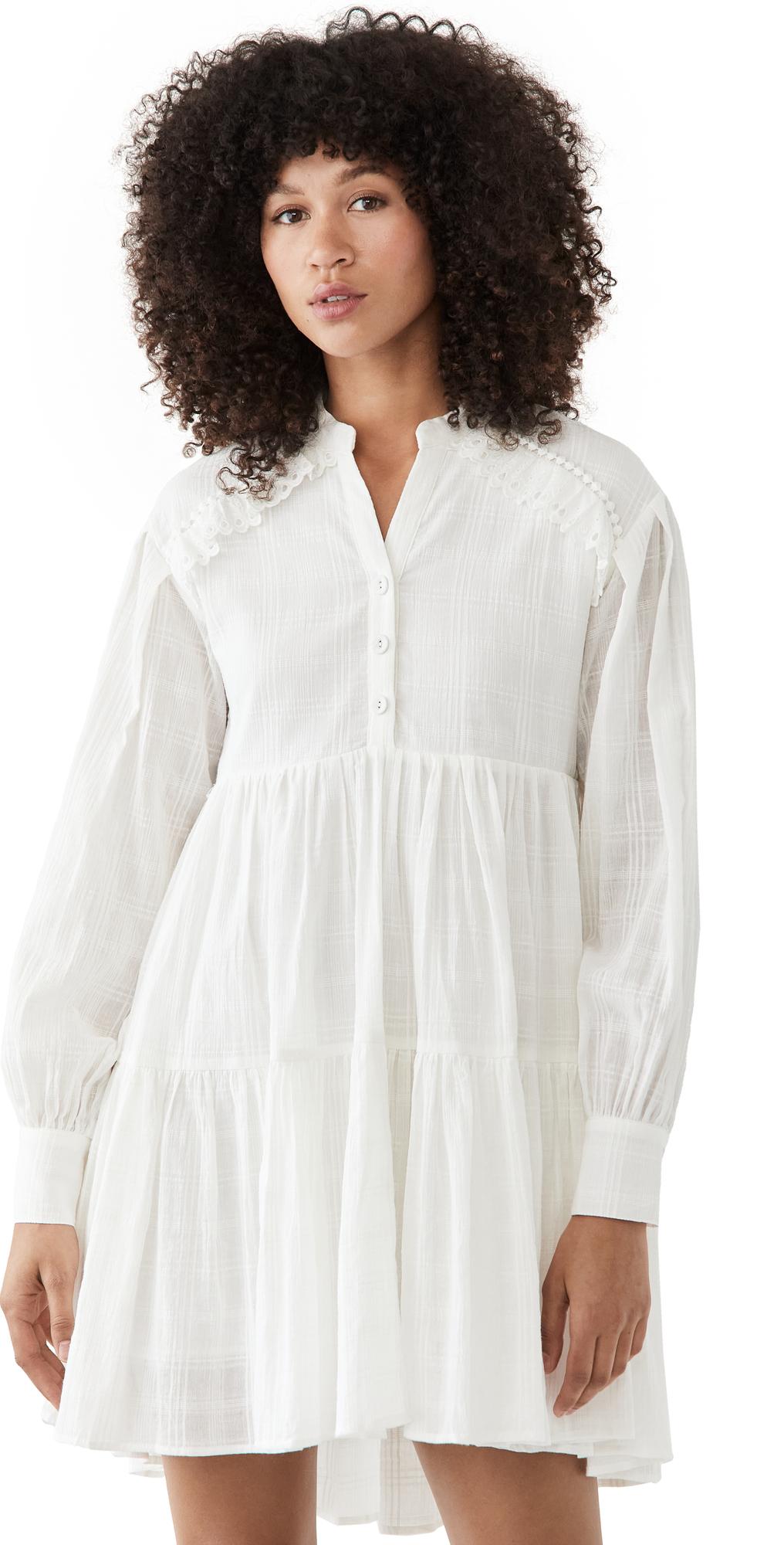 MINKPINK Erin Shirt Smock Dress