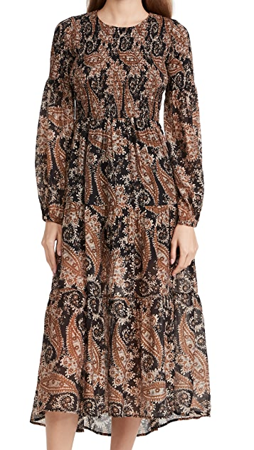 MINKPINK Persian Paradise Midi Dress