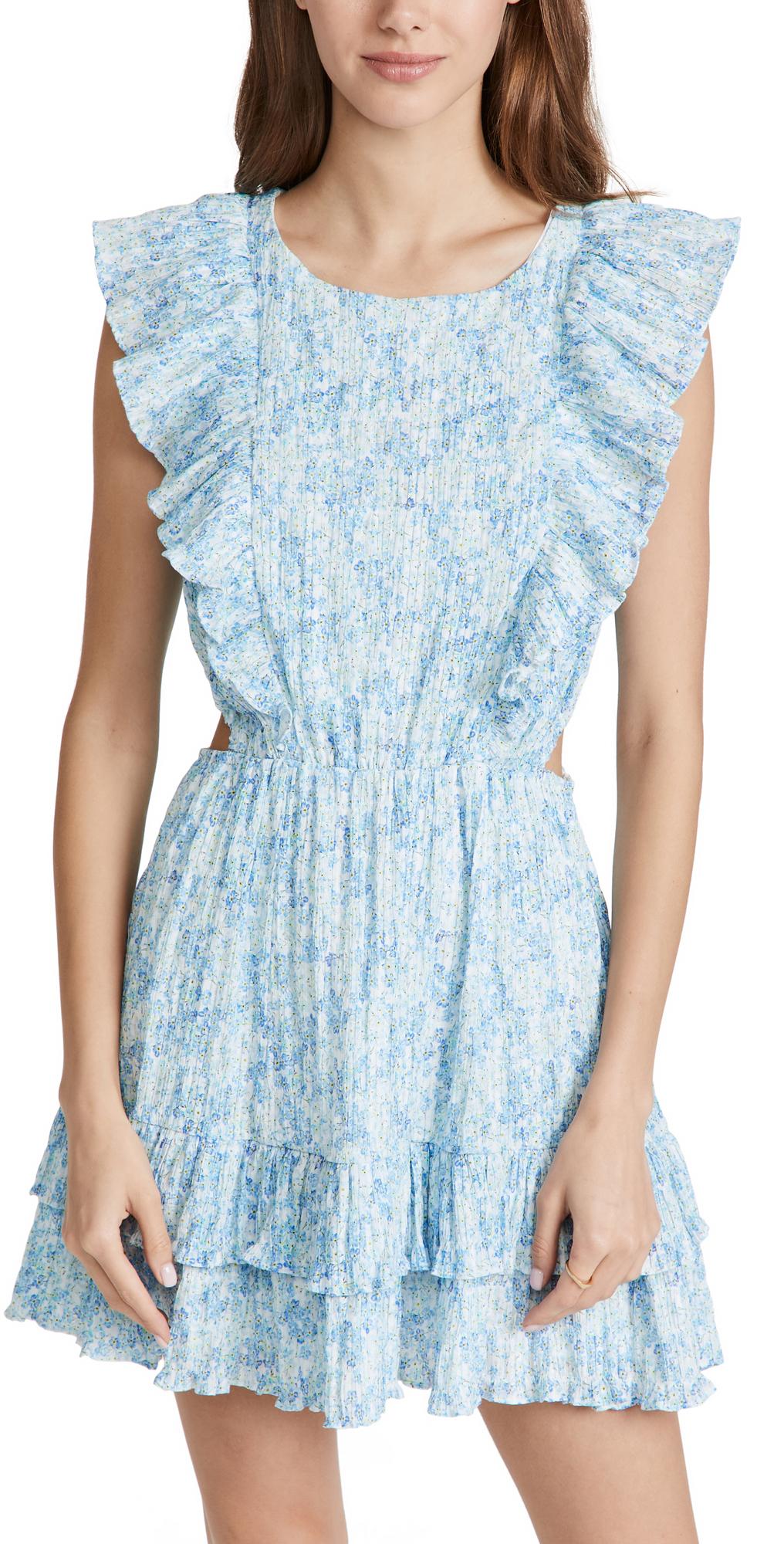 MINKPINK Zahari Mini Dress