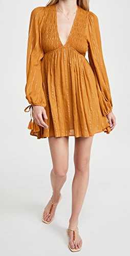 MINKPINK - Wayward Smock Dress