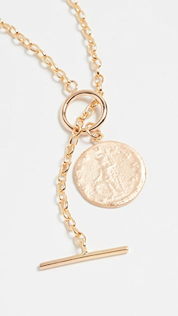 Maison Irem Vintage Coin Necklace