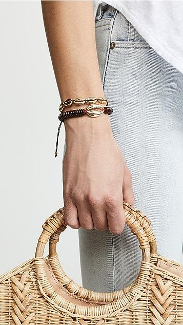 Maison Irem Kauai Shell Bracelet