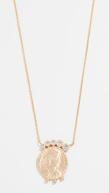 Maison Irem Coin Likya Necklace