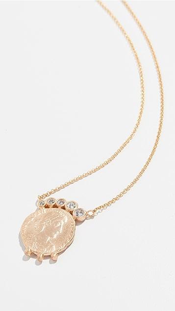 Maison Irem Coin Likya 项链