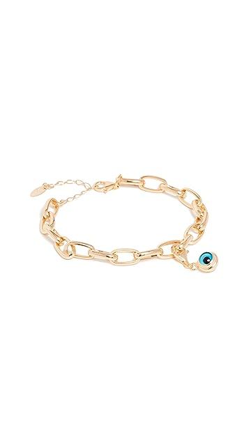 Maison Irem Массивный браслет-цепь