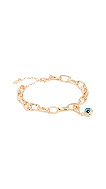 Maison Irem Chunky Chain Bracelet