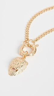 Maison Irem 狮子链条项链