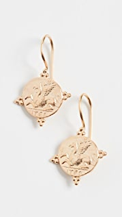 Maison Irem Pegasus Earrings