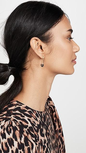 Maison Irem 金色耳环