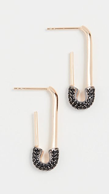 Maison Irem Goldy Earrings