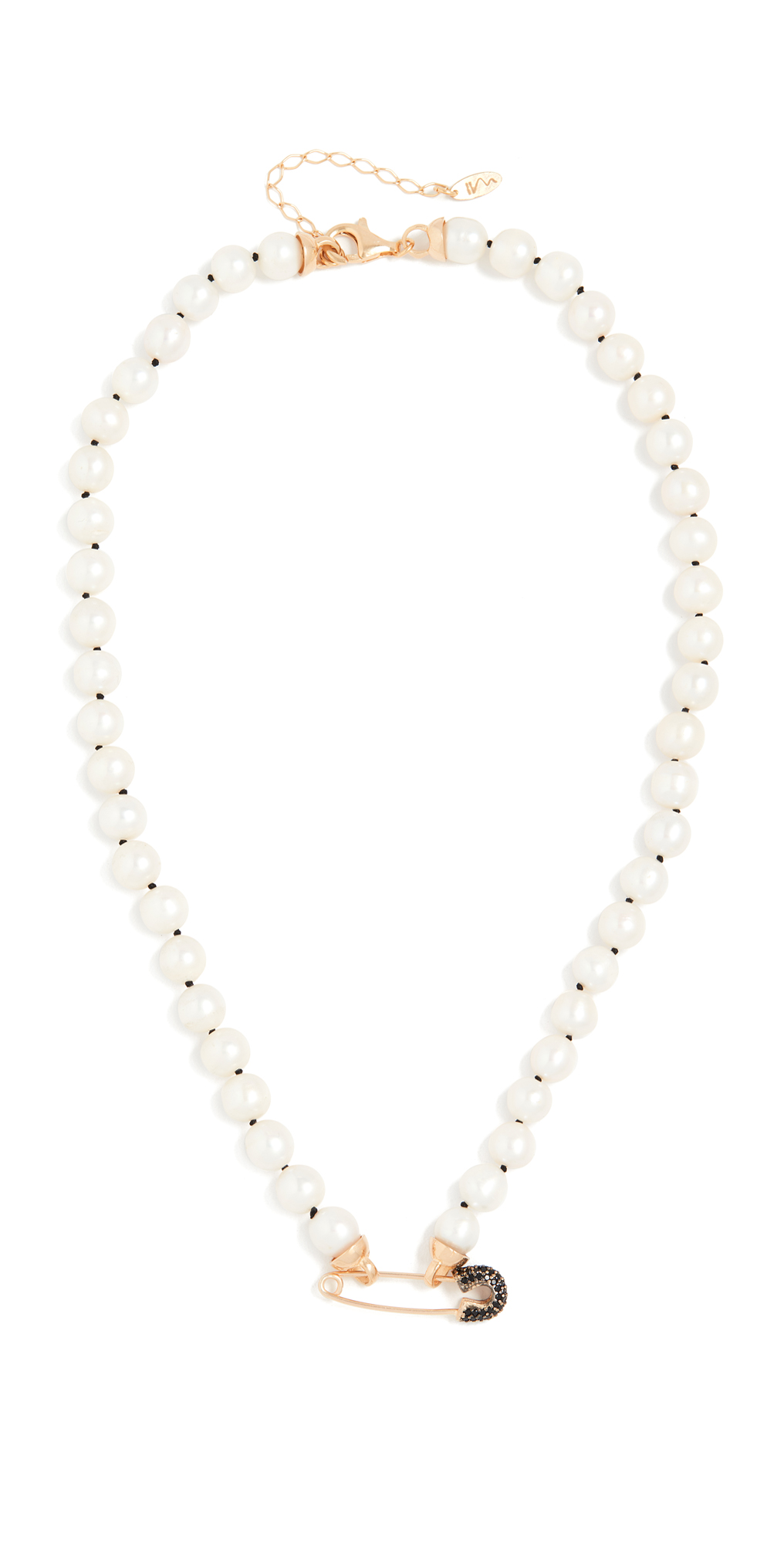 Pearl Goldy Necklace