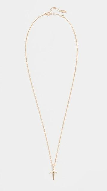 Maison Irem Sword Necklace