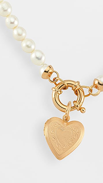 Maison Irem Freja 珍珠项链