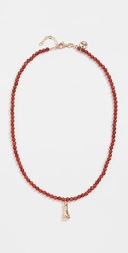 Maison Irem - Light My Fire Necklace