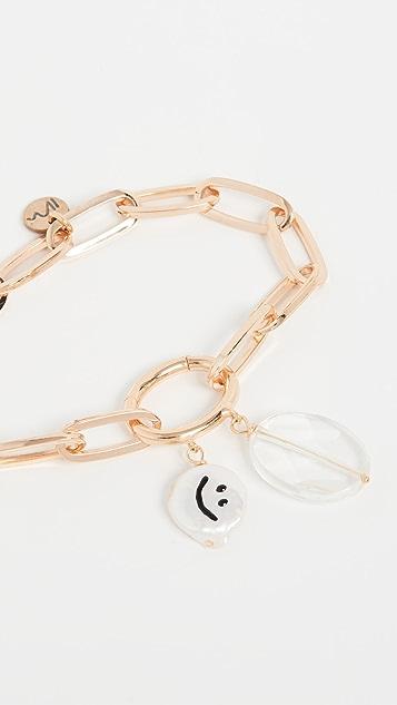 Maison Irem Smiley Bracelet